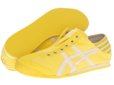 Adidasi ASICS - Mexico 66î Paraty - Yellow/Natural