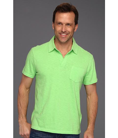 Tricouri Calvin Klein - Solid S/S Polo - Fresh Green