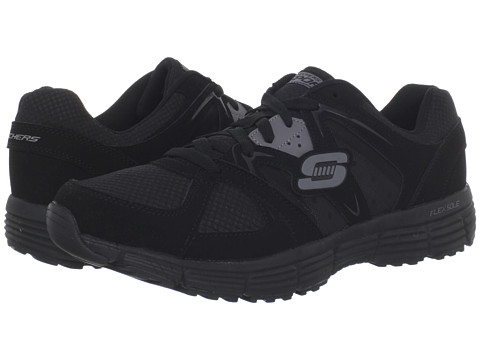Adidasi SKECHERS - Agility - Outfield - Black/Charcoal