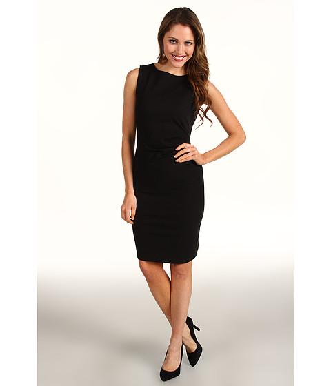 Rochii Kenneth Cole - Hilary Double-Knit Dress - Black
