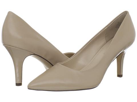 Pantofi Anne Klein New York - Yerma - Natural Leather