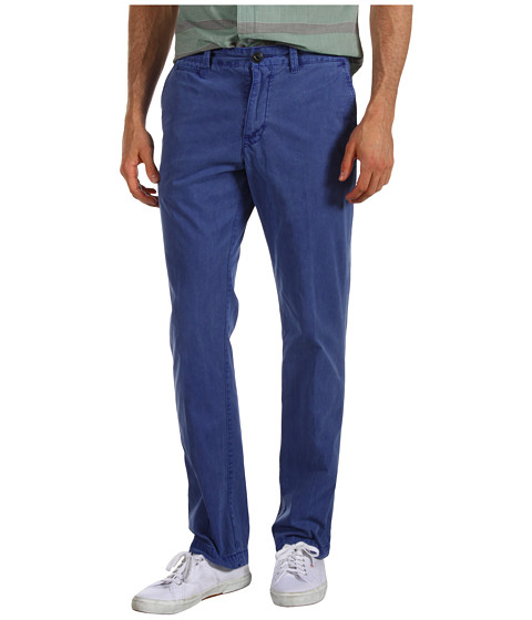Pantaloni Original Penguin - Garment Dye Whitfield Pant - Mazarine Blue