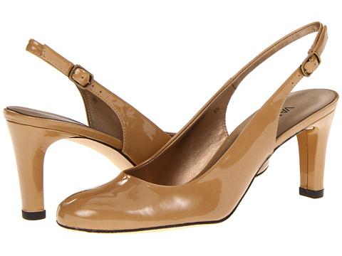 Pantofi Vaneli - Urenna - Nude Smack Patent