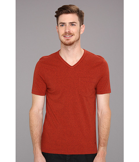 Tricouri Original Penguin - The Bing Tee - Cherry Melange