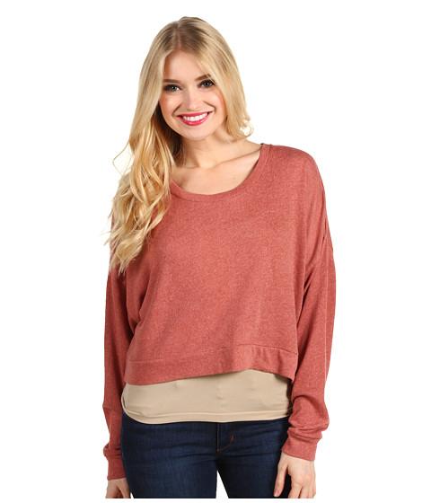 Bluze Obey - Mellow Mood Sweatshirt - Desert Sand
