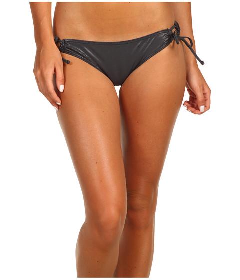 Costume de baie Volcom - Bright Idea Loop Tie Side Modest Bottom - Black