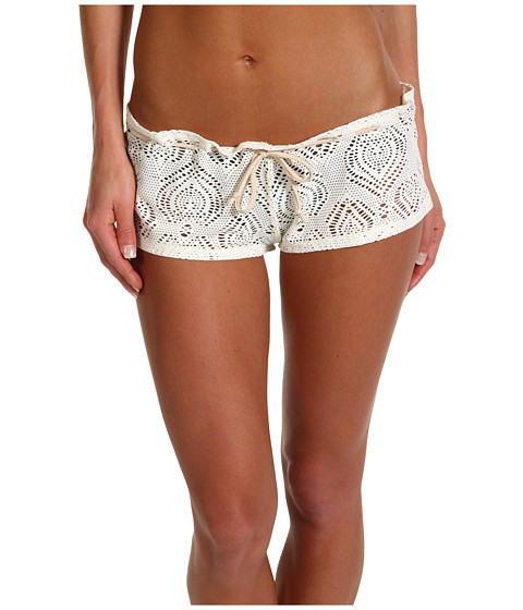 Rochii Body Glove - America Crochet Short - Ivory