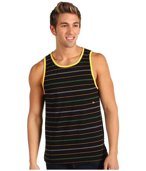 Tricouri Quiksilver - Sunset House Tank Top - Black