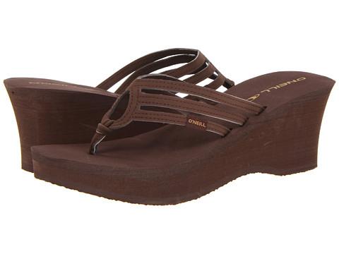 Sandale ONeill - Tiki Too - Dark Brown
