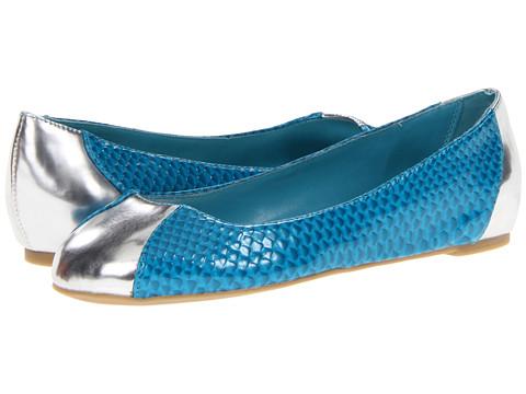 Balerini Type Z - Otto - Turquoise/Silver