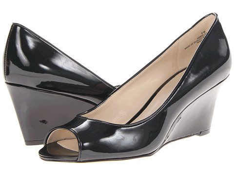 Pantofi Nine West - Relaxinn - Black Patent Synthetic