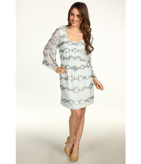 Rochii Badgley Mischka - Mark & James Stripe Dress - Mint
