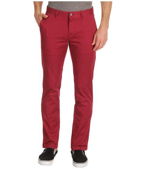 Pantaloni Volcom - Frickin Modern Stretch Chino - Plum