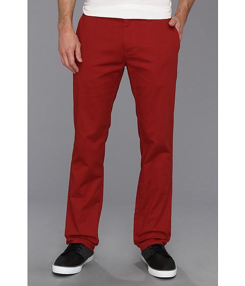 Pantaloni Volcom - Frickin Modern Stretch Chino - Brick