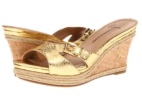 Sandale Lisa for Donald Pliner - Wonnda - Gold