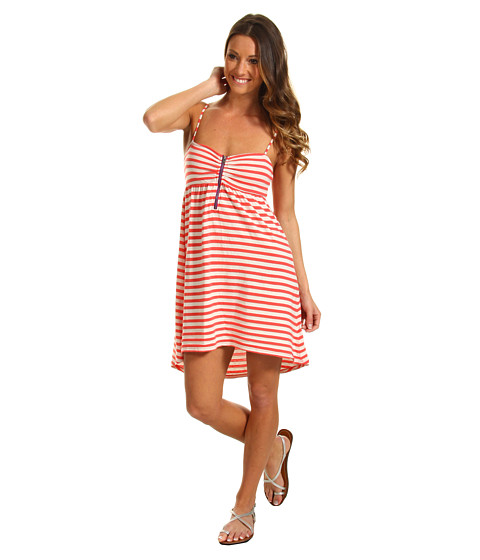 Rochii Roxy - Sage Brush Dress - Rose Stripe
