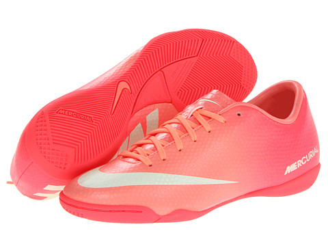 Adidasi Nike - Mercurial Victory IV IC - Atomic Pink/Atomic Red/Arctic Green