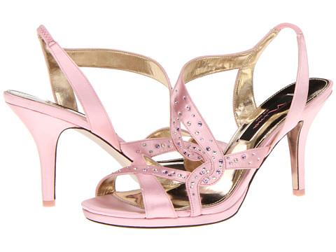 Pantofi Nina - Benicia - Painted Rose