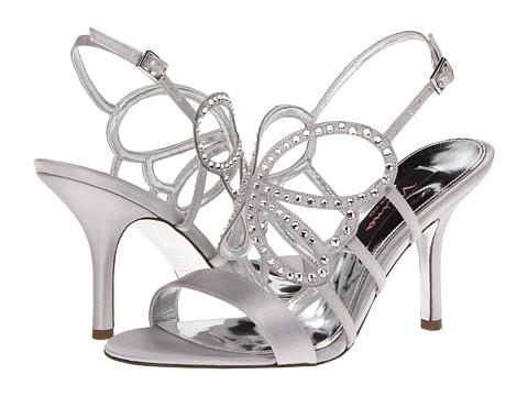 Pantofi Nina - Vivieca - Silver