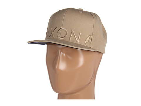 Sepci Nixon - Ira Snap Back Hat - Bone