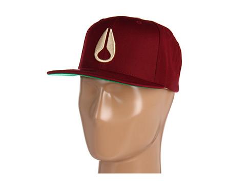 Sepci Nixon - Nolan Starter Hat - Dark Red