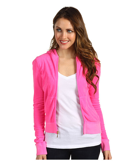 Bluze Juicy Couture - Original Terry Hoodie - Mademoiselle