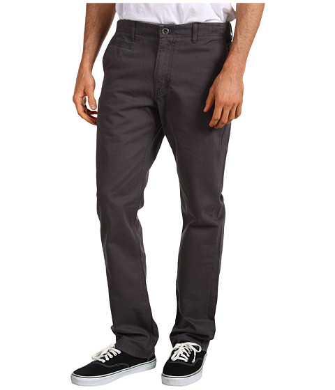 Pantaloni Hurley - Corman Worker Chino Pant - Cinder