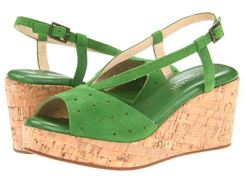 Sandale Cordani - Dominique - Green Suede