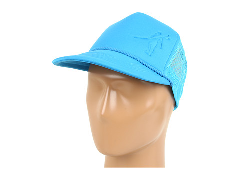 Sepci Toes on the Nose - Cortez Foamy Hat - Blue