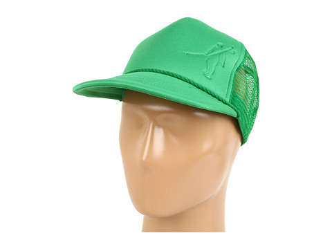 Sepci Toes on the Nose - Cortez Foamy Hat - Green