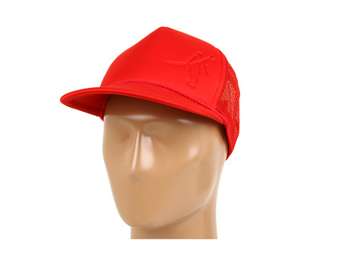 Sepci Toes on the Nose - Cortez Foamy Hat - Red