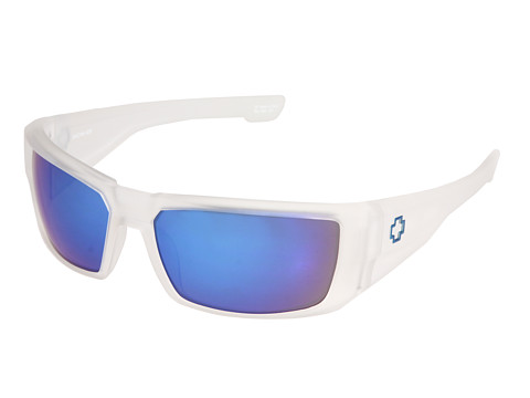 Ochelari Spy Optic - Dirk - Matte Clear Grey/Blue Spectra Lens