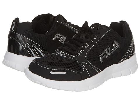 Adidasi Fila - Fila Deluxe - Black/Black/Metaillic Silver