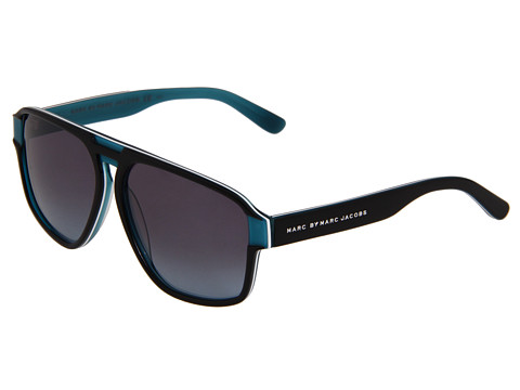 Ochelari Marc by Marc Jacobs - MMJ 294/S - Black/White/Blue/Grey Gradient Turquoise