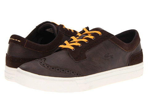 Adidasi Lacoste - Senet AP - Dark Brown
