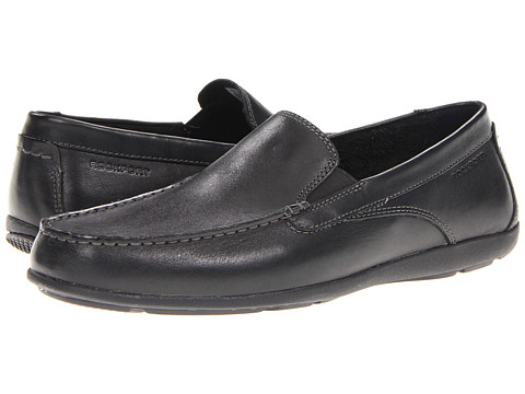 Pantofi Rockport - Cape Noble 2 Venetian - Black