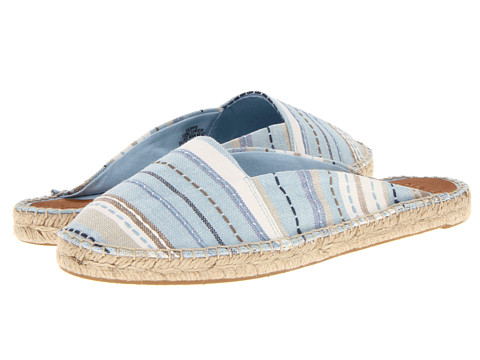 Sandale Nine West - Opps - Blue 5 Fabric