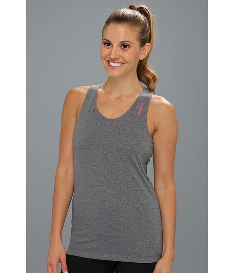 Tricouri Reebok - Workout Ready Long Bra - Dark Grey Heather
