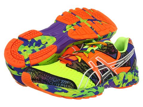 Adidasi ASICS - GEL-Noosa Triâ⢠8 - Flash Yellow/Flash Orange/Multi