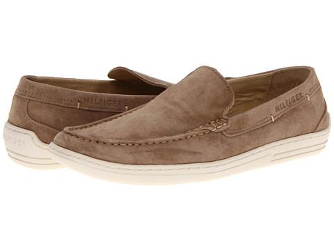 Pantofi Tommy Hilfiger - Vincent - Tan