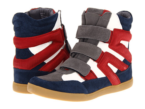Adidasi Steve Madden - Beleever - Navy Leather