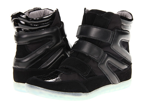 Adidasi Steve Madden - Beleever - Black Leather