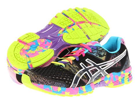 Adidasi ASICS - GEL-Noosa Triâ⢠8 - Black/Onyx/Confetti