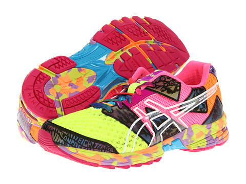 Adidasi ASICS - GEL-Noosa Triâ⢠8 - Flash Yellow/Flash Pink/Multi