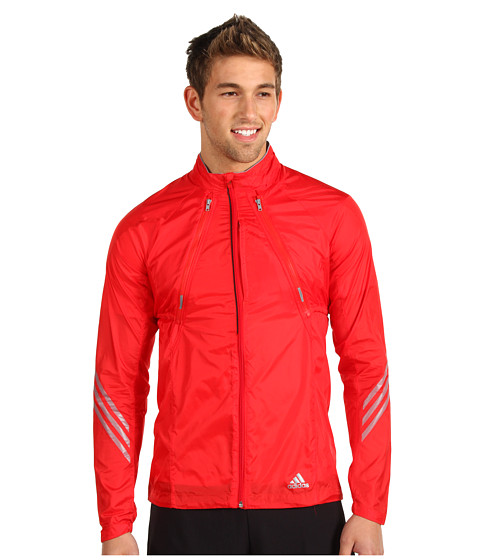 Jachete adidas - supernova⢠Convertible Jacket - Vivid Red/Tech Grey