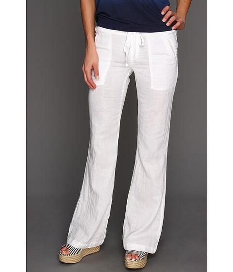 Pantaloni Splendid - Double Cloth Hermosa Fit Pant - White
