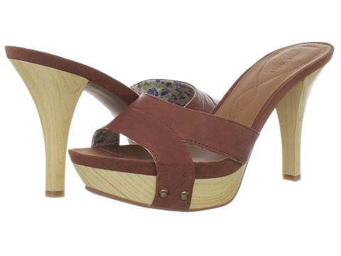 Pantofi Nine West - Eastnor - Brown Leather
