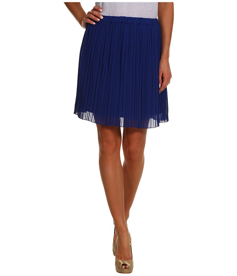 Fuste Brigitte Bailey - Rachel Pleated Skirt - Royal