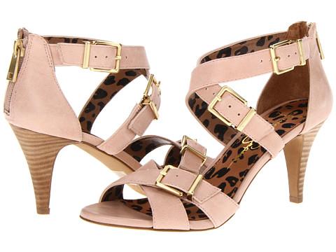 Pantofi Jessica Simpson - Eugenias - Pale Pink Lux Nappa