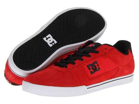 Adidasi DC - Cole Pro - Athletic Red/Black